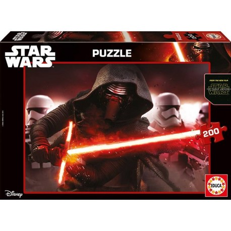 PUZZLE 200 PZAS.STAR WARS EPISODIO VII