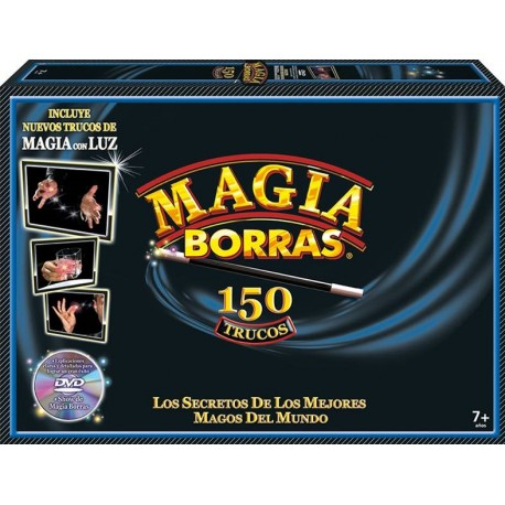 MAGIA BORRAS 150 TRUCOS CON LUZ