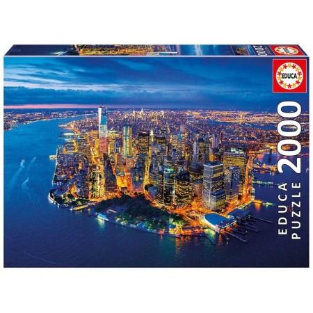 PUZZLE 2000 PZAS. NEW YORK DESDE EL AIRE