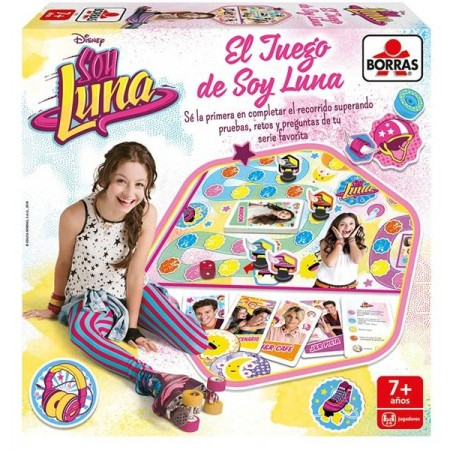 EL JUEGO DE SOY LUNA