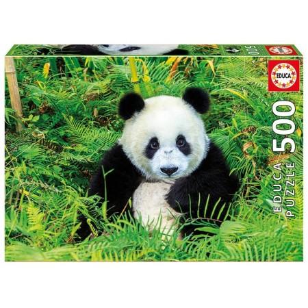 PUZZLE 500 PZAS. OSO PANDA