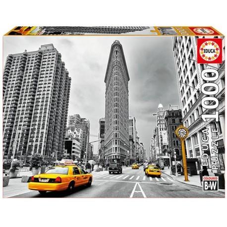 PUZZLE 1000 PZAS. FLATRON BUILDING NEW YORK