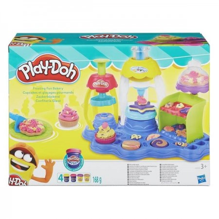 PLAY DOH CONFITERIA GLASE