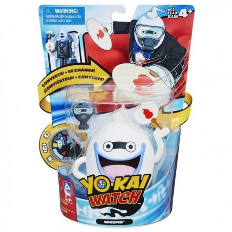 YO-KAI WATCH FIGURA TRANSFORMABLE SURTIDA