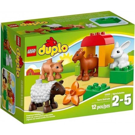 LEGO DUPLO LOS ANIMALES DE LA GRANJA