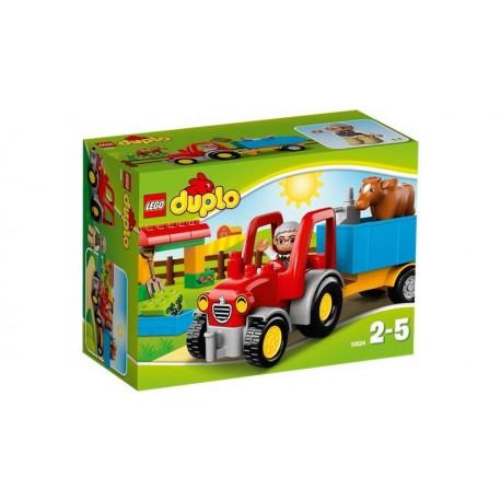 LEGO DUPLO EL TRACTOR DE LA GRANJA