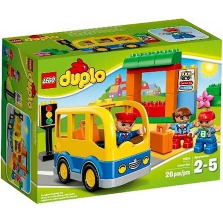 LEGO DUPLO AUTOBUS ESCOLAR