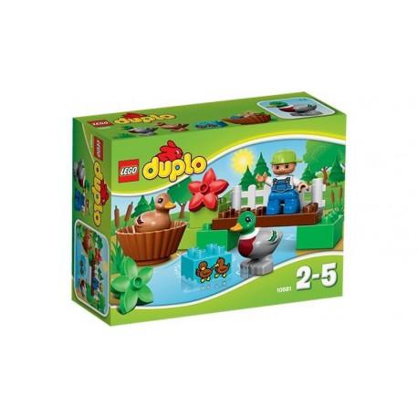 LEGO DUPLO EL BOSQUE PATOS