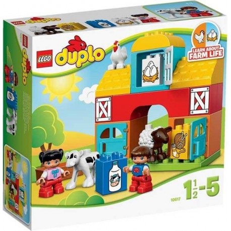 LEGO DUPLO MI PRIMERA GRANJA