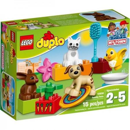 LEGO DUPLO MASCOTAS FAMILIARES