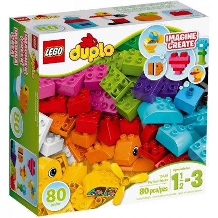 LEGO DUPLO MIS PRIMEROS LADRILLOS