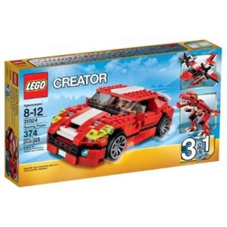 LEGO CREATOR COCHE DEPORTIVO
